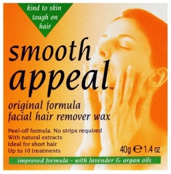 Smooth Appeal - Facial Hair Remover Wax